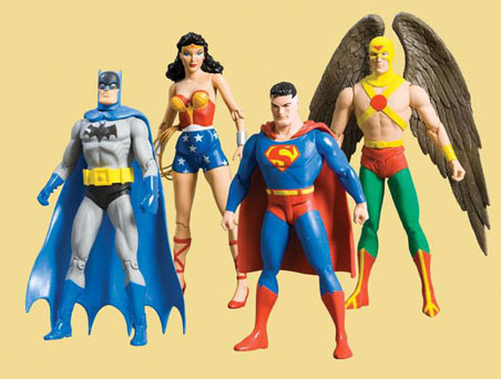 Justice Society Of America Collectibles