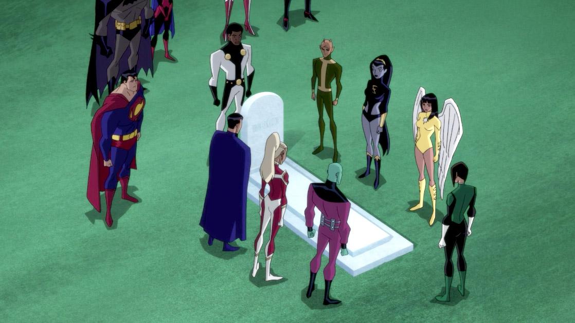 History Chronology Of The Animated Legion Of Super Heroes Legion Of Super Heroes