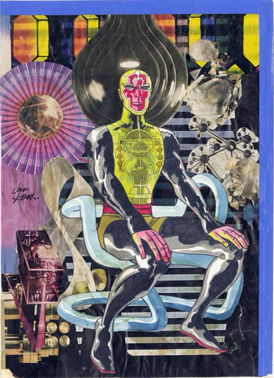 The New Gods: Introduction to the Fourth World