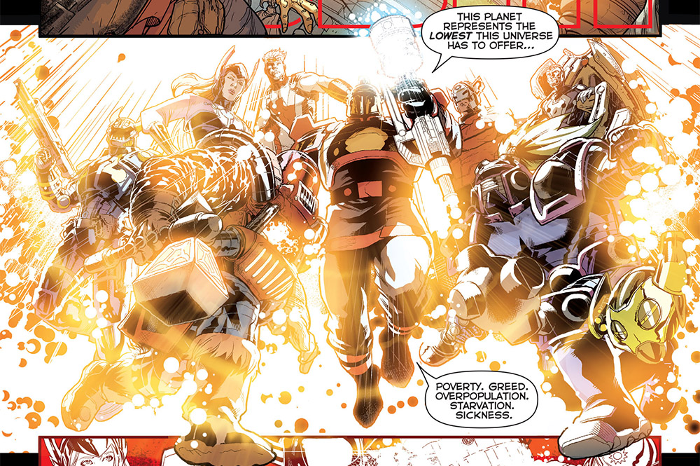 History of the New Gods, Part 6: The New 52
